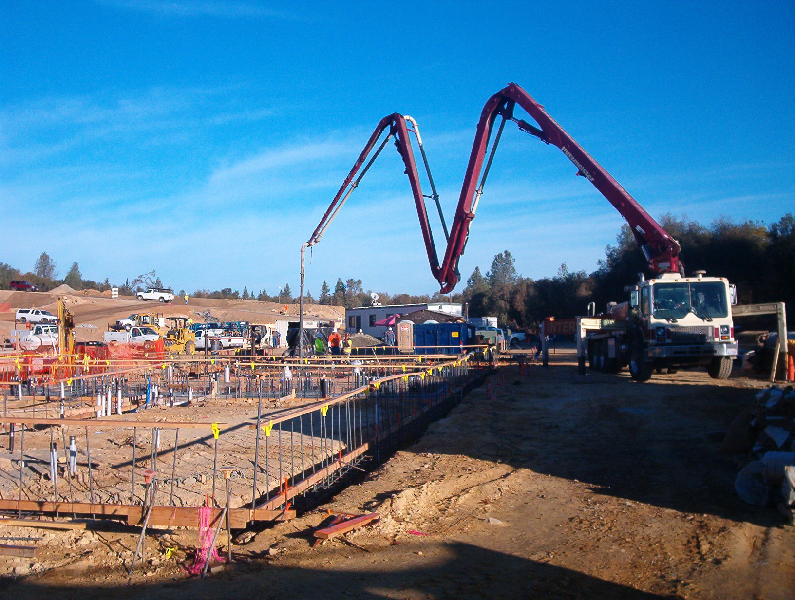Red Hawk Casino Wwtp Auburn Constructors